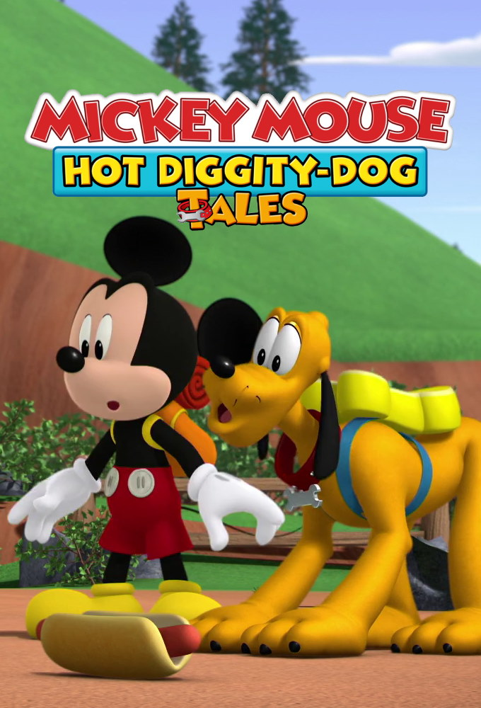 Mickey Mouse Hot Diggity-Dog Tales