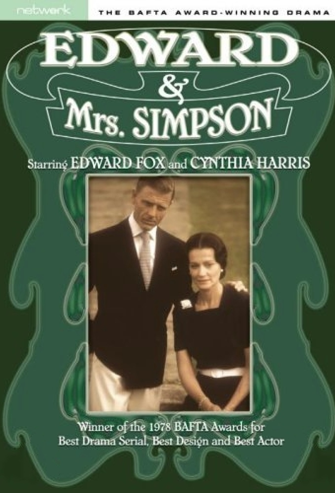 Edward and Mrs Simpson