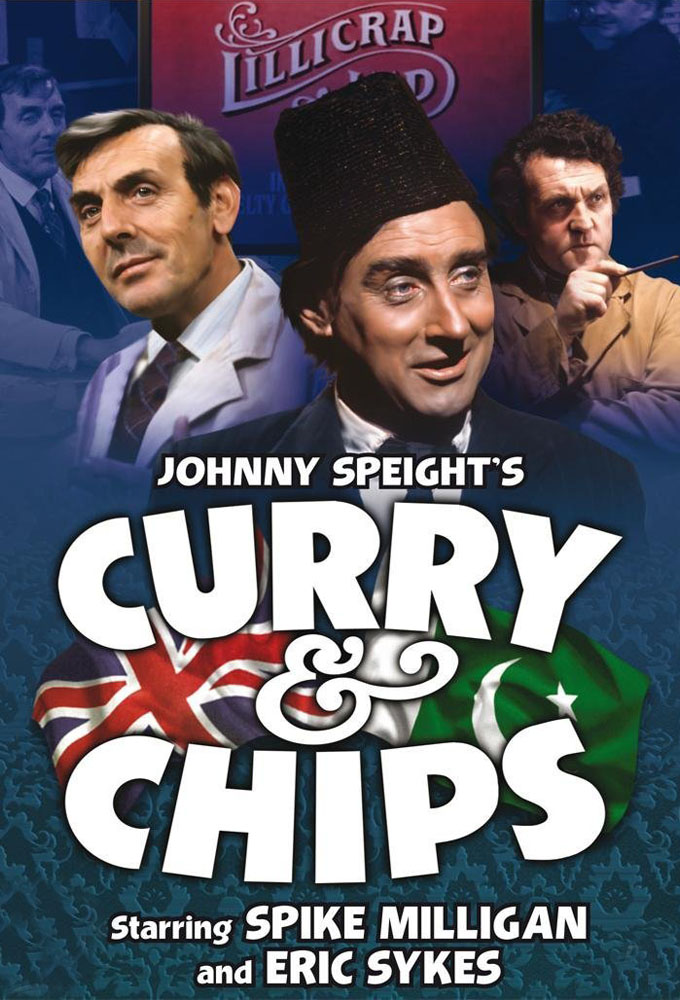 Curry and Chips