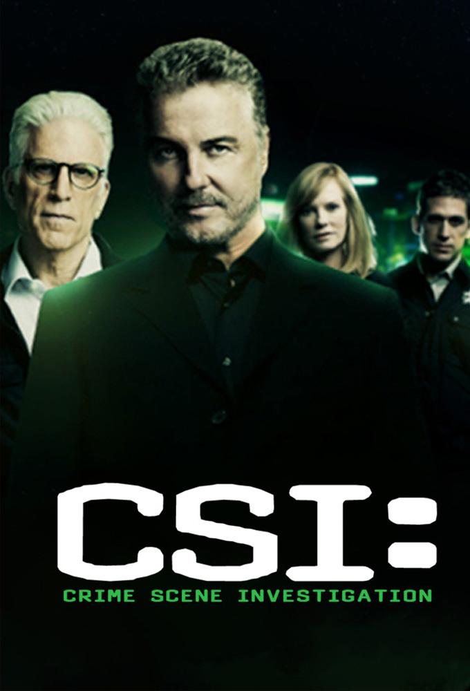 CSI: Crime Scene Investigation teaser