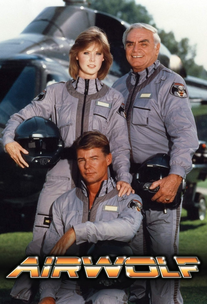 Airwolf Saison 1