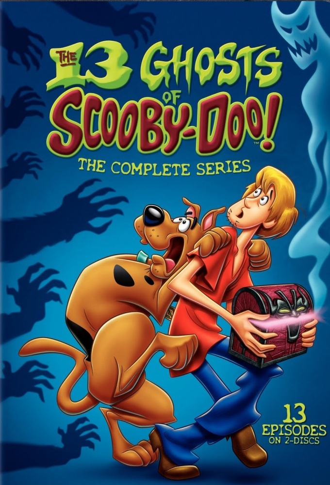 The 13 Ghosts of Scooby-Doo