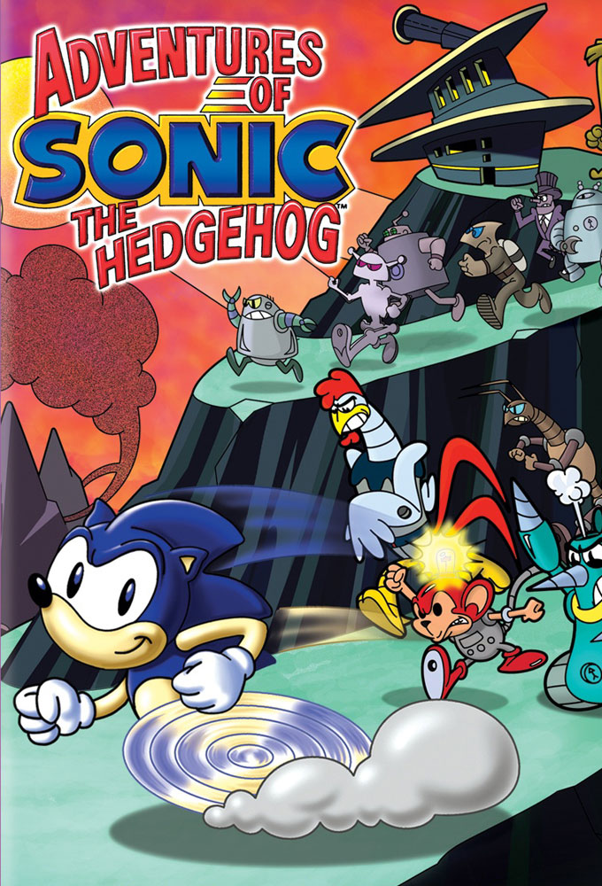 The Adventures of Sonic the Hedgehog