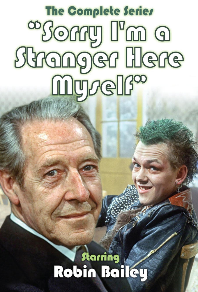 Sorry, I'm a Stranger Here Myself