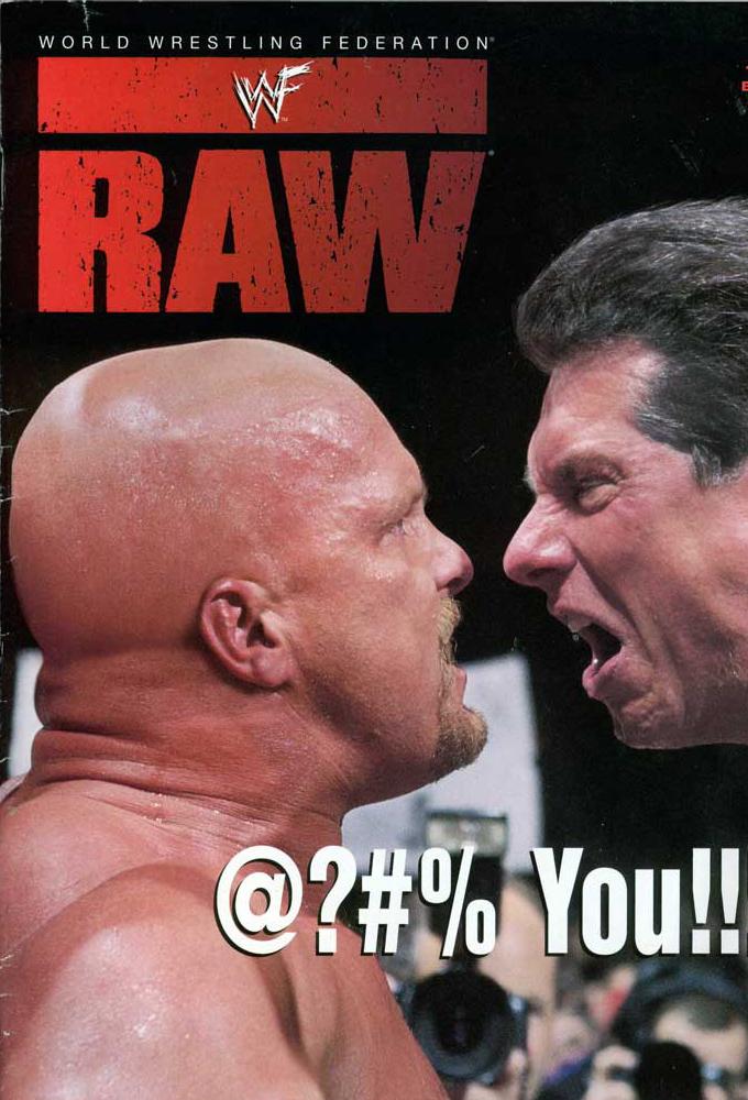 WWE Raw is War