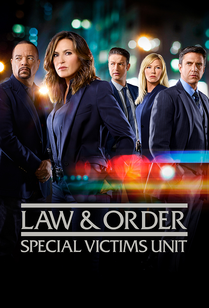 Law & Order: Special Victims Unit - Season 16 Episode 8 : Spousal Privilege