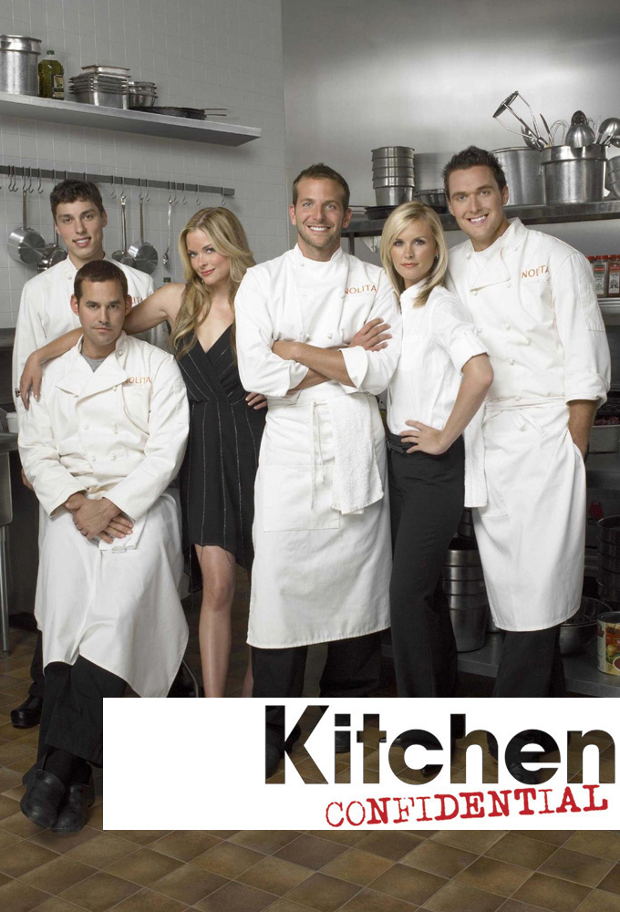 Kitchen Confidential Series Review