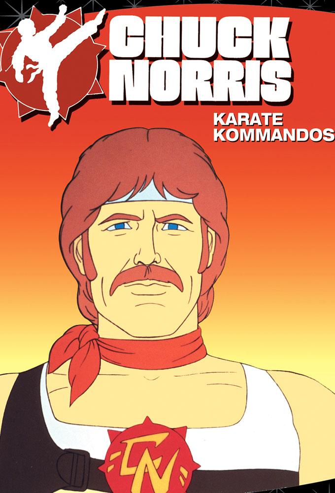 Chuck Norris: Karate Kommando