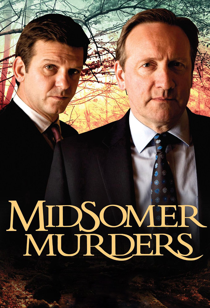 Midsomer Murders poster