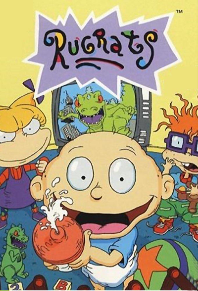 Capitulos de: Rugrats, aventuras en pa�ales