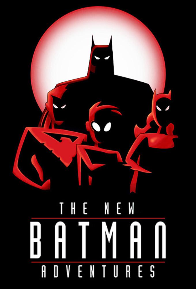 Watch The New Batman Adventures online