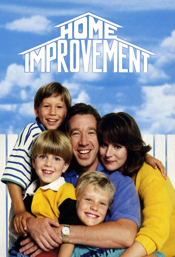 Home Improvement: download full episodes for seasons 1-8 ...