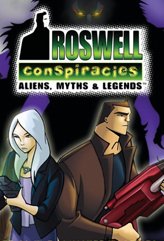 The Roswell Conspiracies