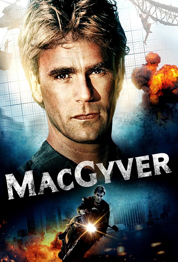 MacGyver teaser