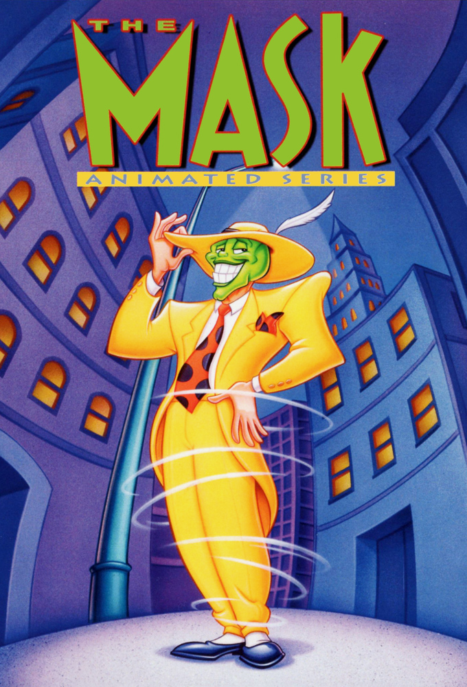 The Mask (Animated series)