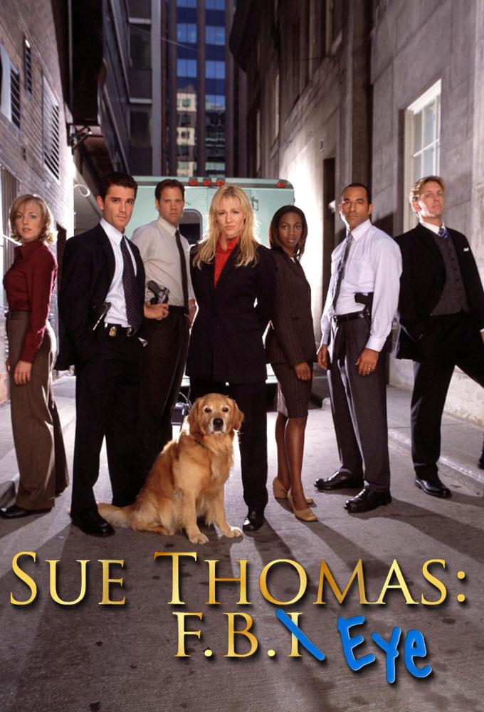 Sue Thomas F.B.Eye on FREECABLE TV
