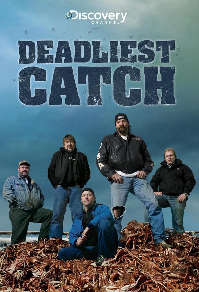 Deadliest Catch Season 13 S13 Complete MKV