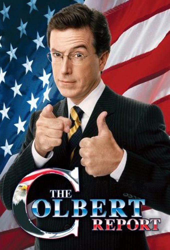 Watch The Colbert Report online