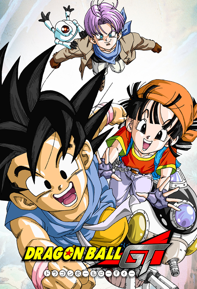 Watch Dragon Ball GT online