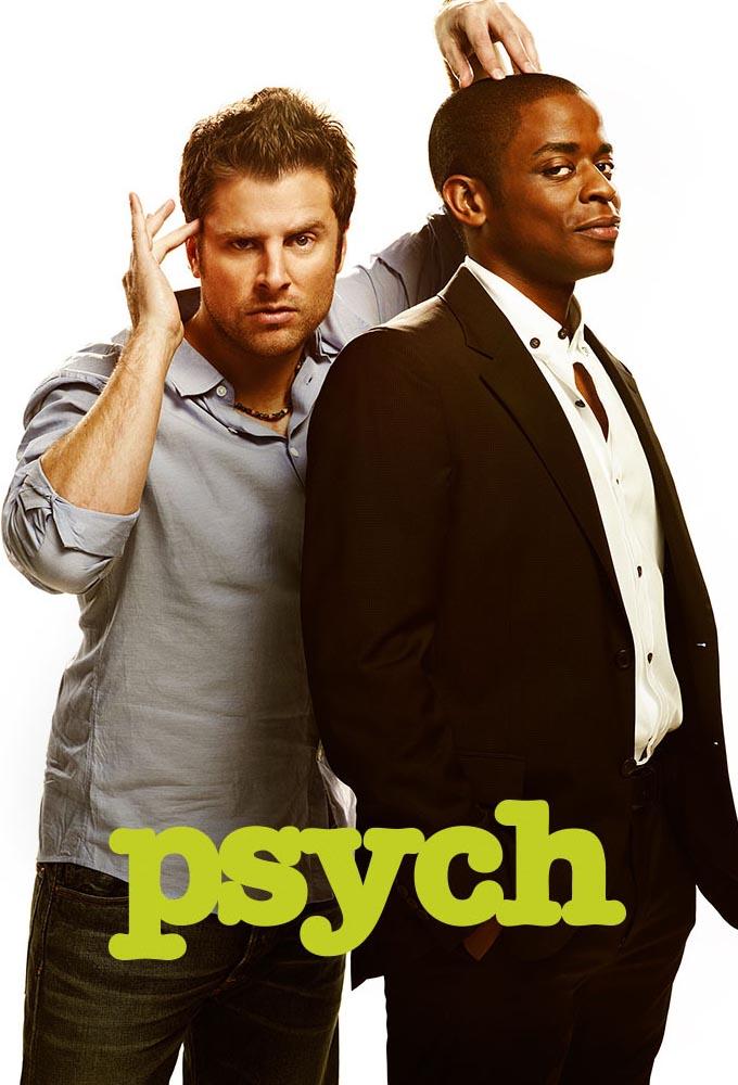 Watch Psych online