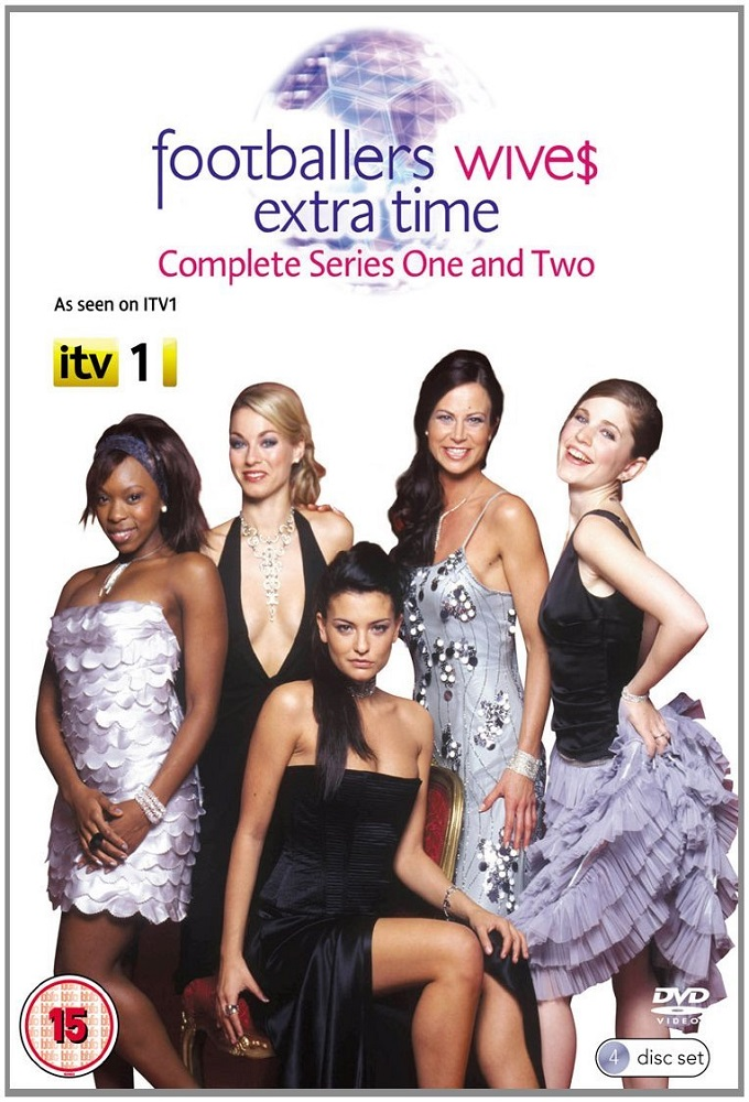 Footballers' Wives - Extra Time