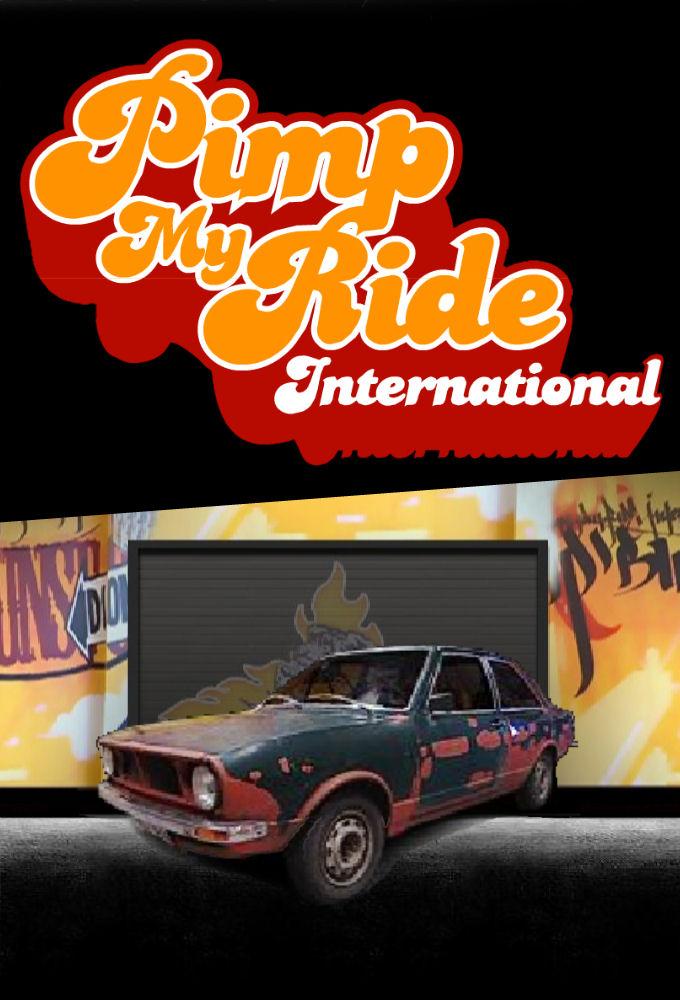Pimp My Ride International