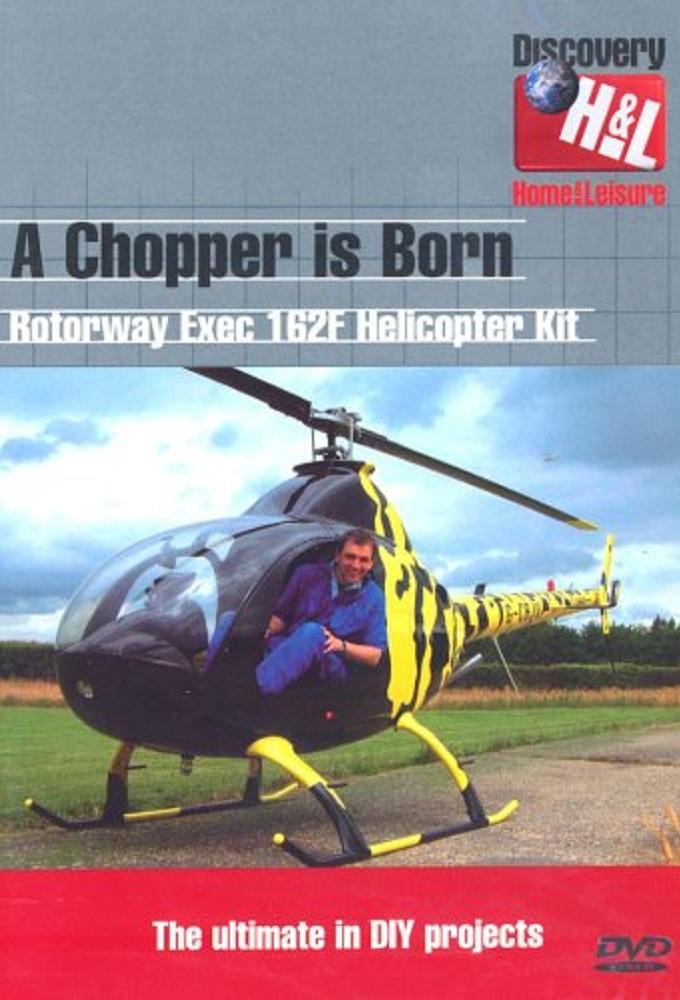 A Chopper Is Born