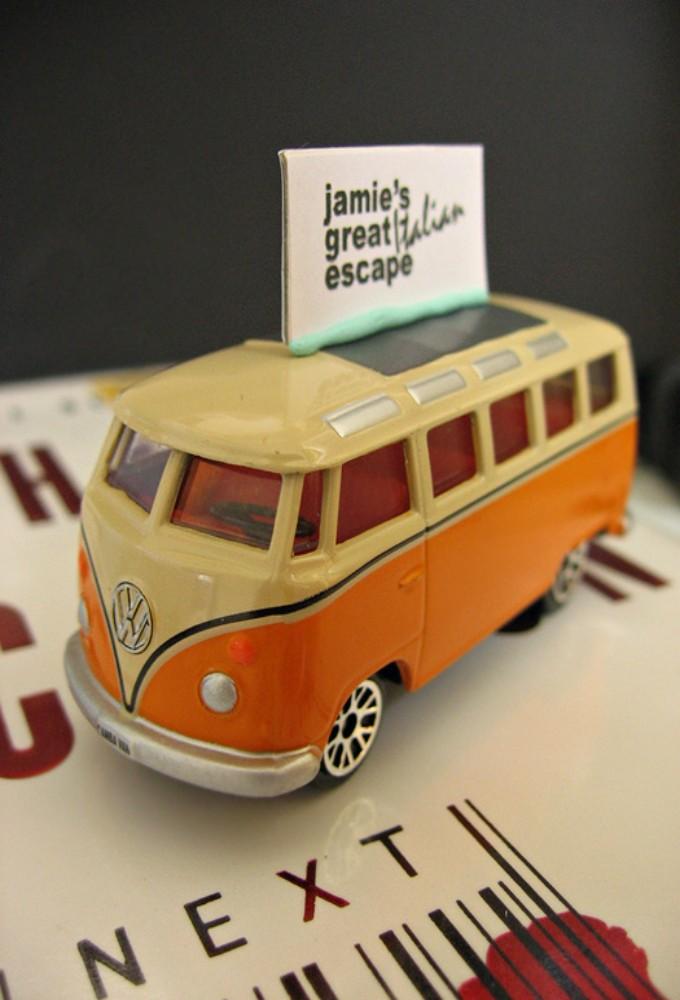 Jamie's Great Italian Escape