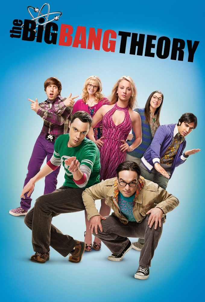 The Big Bang Theory teaser