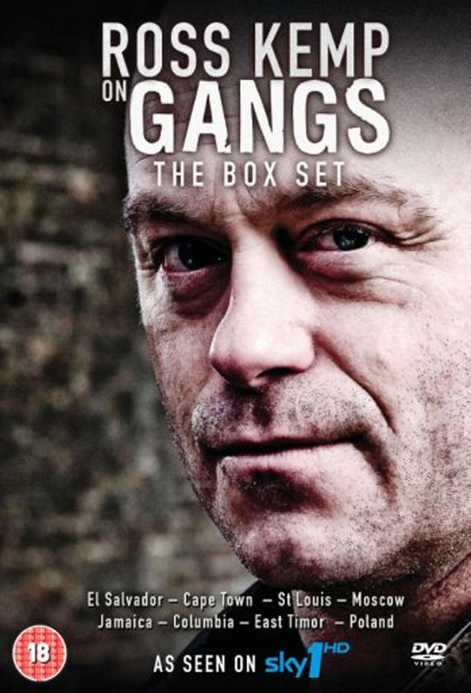 Ross Kemp On Gangs