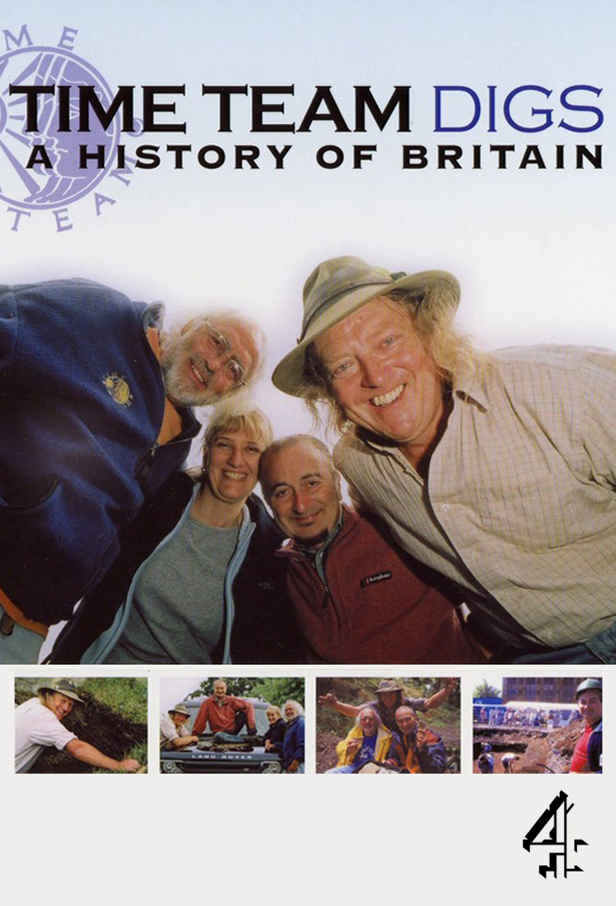 Time Team Digs - A History Of Britain