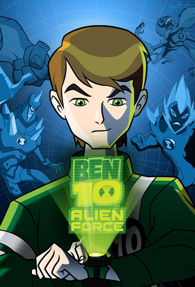 Capitulos de: Ben 10: Fuerza Alienígena
