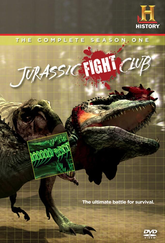Jurassic Fight Club Complete Series AVI