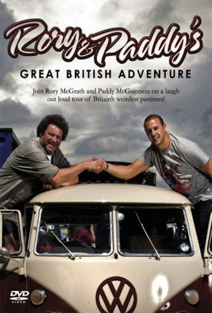 Rory & Paddy's Great British Adventure
