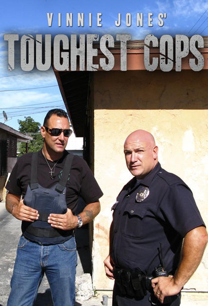 Watch Vinnie Jones' Toughest Cops online