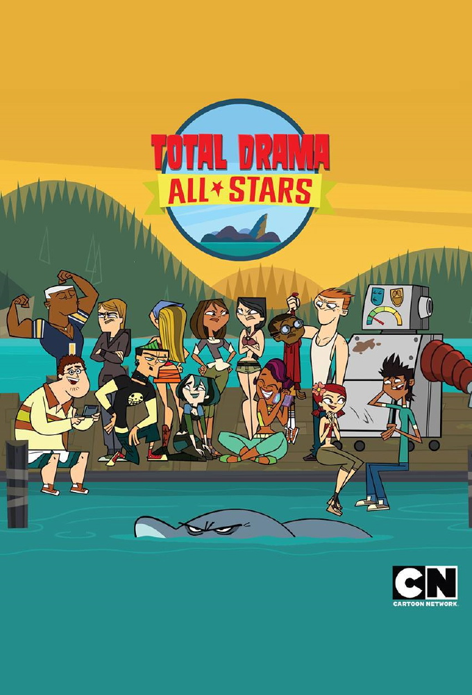 Watch Total Drama online