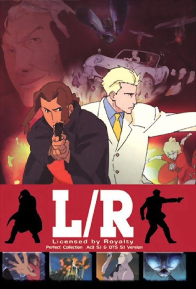 L/R: Licensed by Royalty