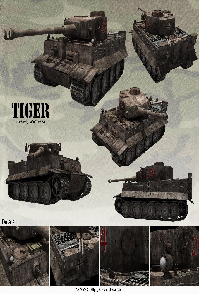 Tanks - Evolution of a Legend