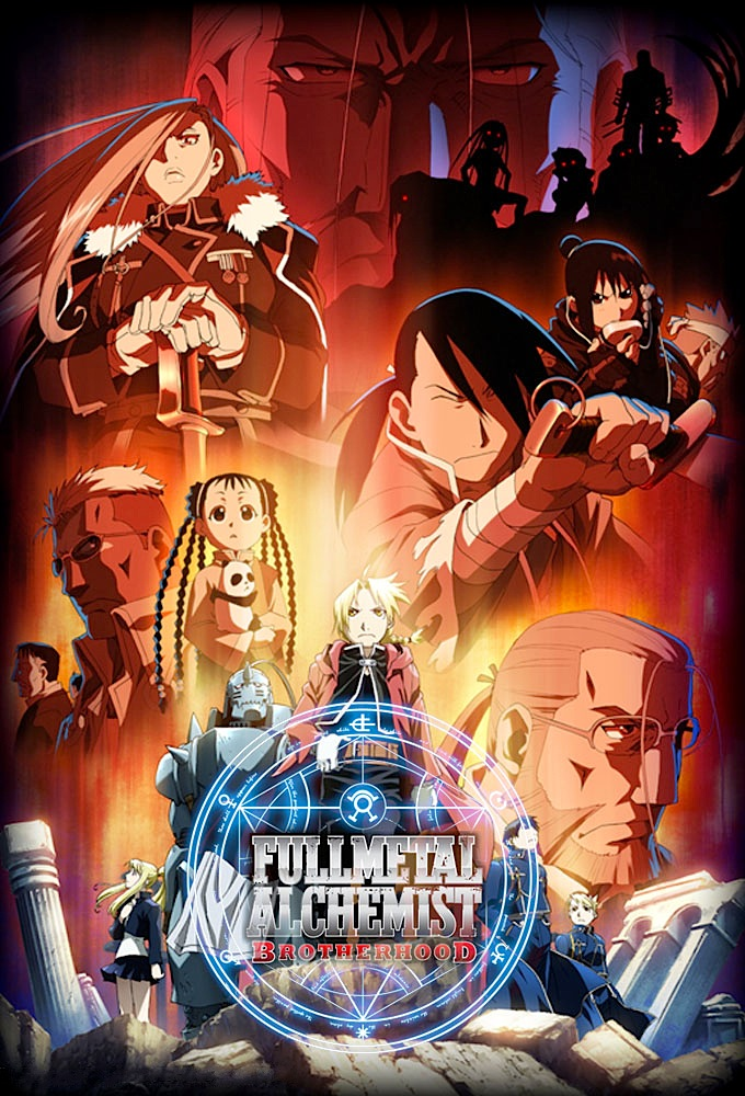 Fullmetal Alchemist: Brotherhood [Audio:Jap- Subs:Esp][720p]