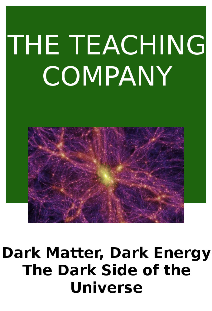 Dark Matter, Dark Energy - The Dark Side of the Universe