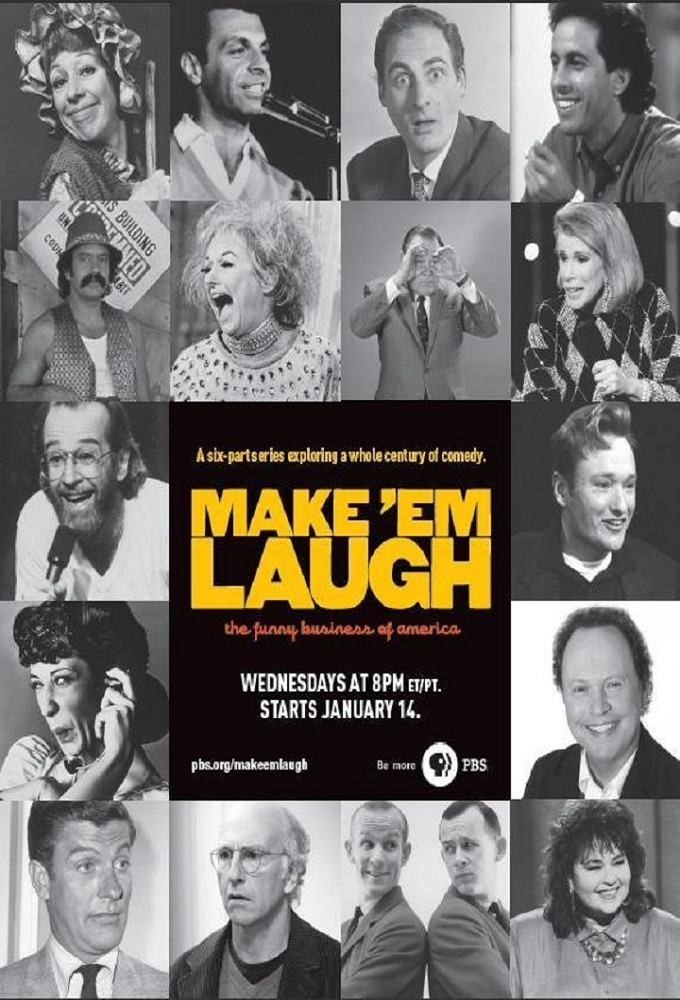 Make 'Em Laugh: The Funny Business of America