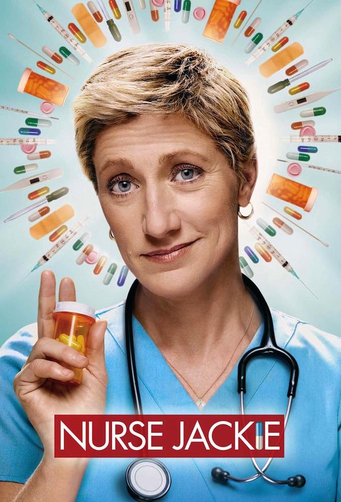 Nurse Jackie poster