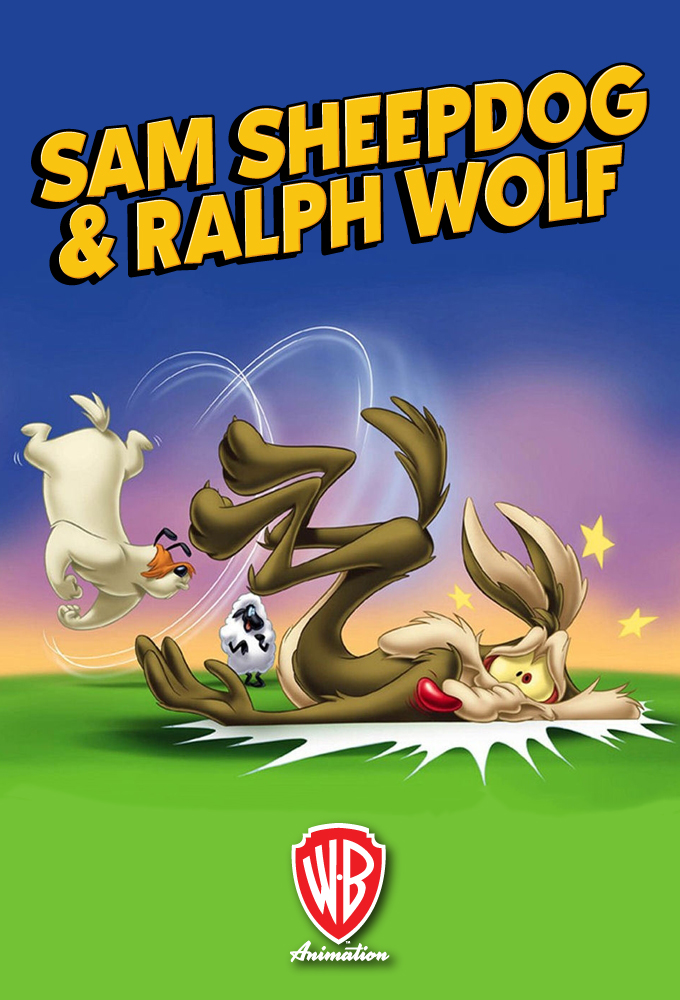 Ralph Wolf and Sam Sheepdog