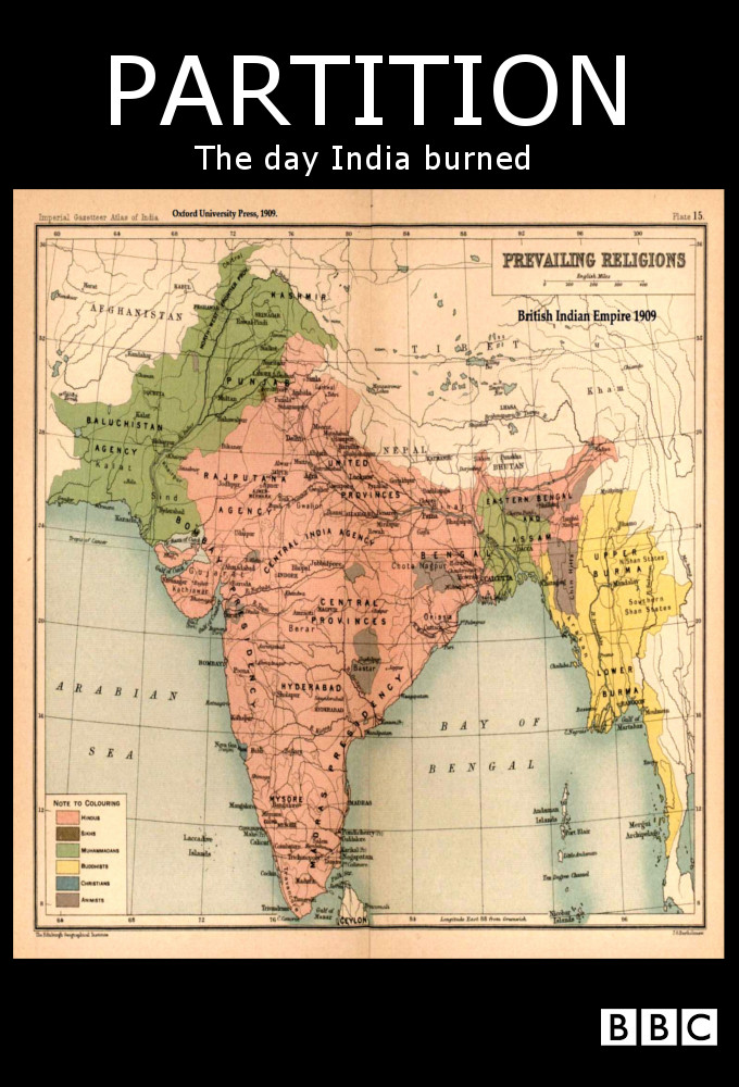 Partition - The Day India Burned