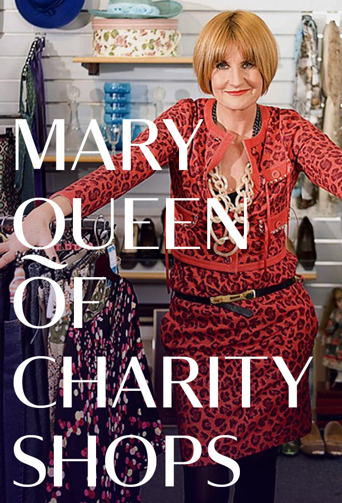 Mary Queen of Charity Shops