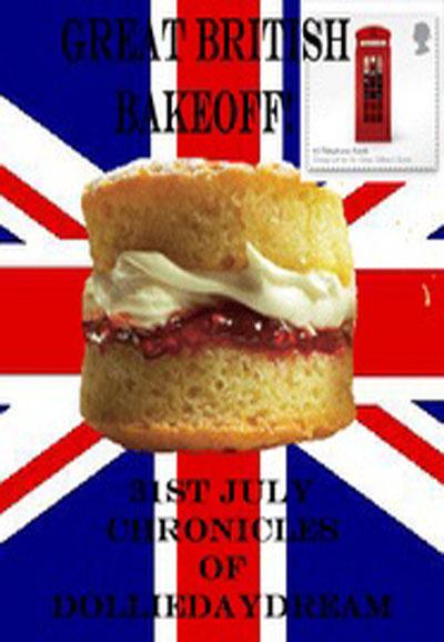 British Bake Season  Steven Bonfire Night Cake Recipe