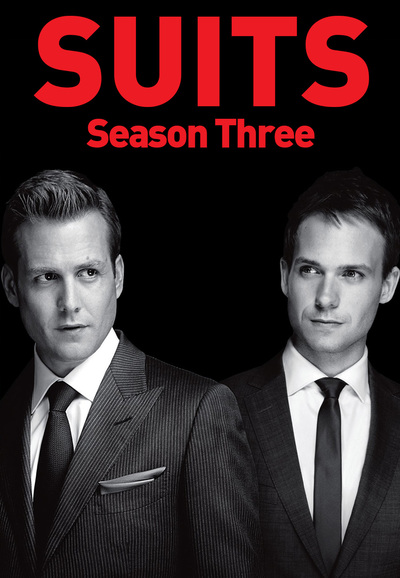 Suits - Third Season