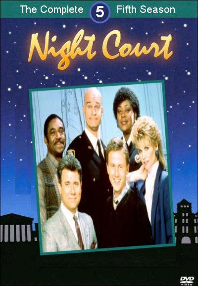 wiki list night court episodes