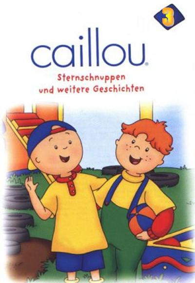 Caillou English Full Episodes Caillou S Bad Dream Cartoons For Kids