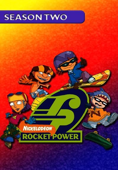 Rocket Power Reggie S Big Beach Break Part